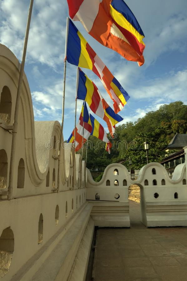 Download Kandy, Sri Lanka - Temple Of The Tooth Royalty Free Stock Images - Image: 27793499