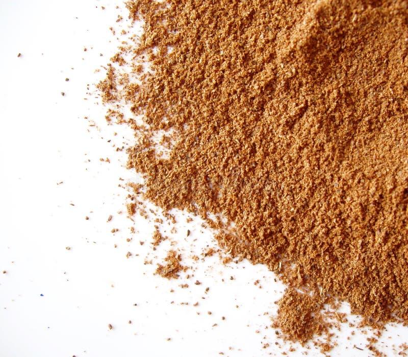 Download Kanelbrun jordning arkivfoto. Bild av aromatics, kock, efterrätt - 517244
