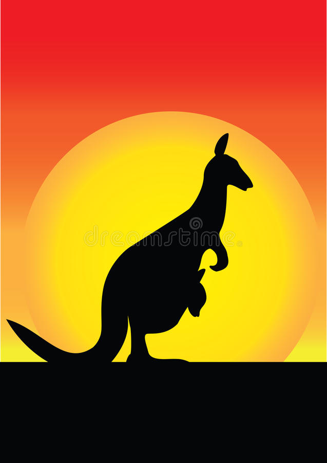 Download Kangaroo And Joey Stock Images - Image: 12330014