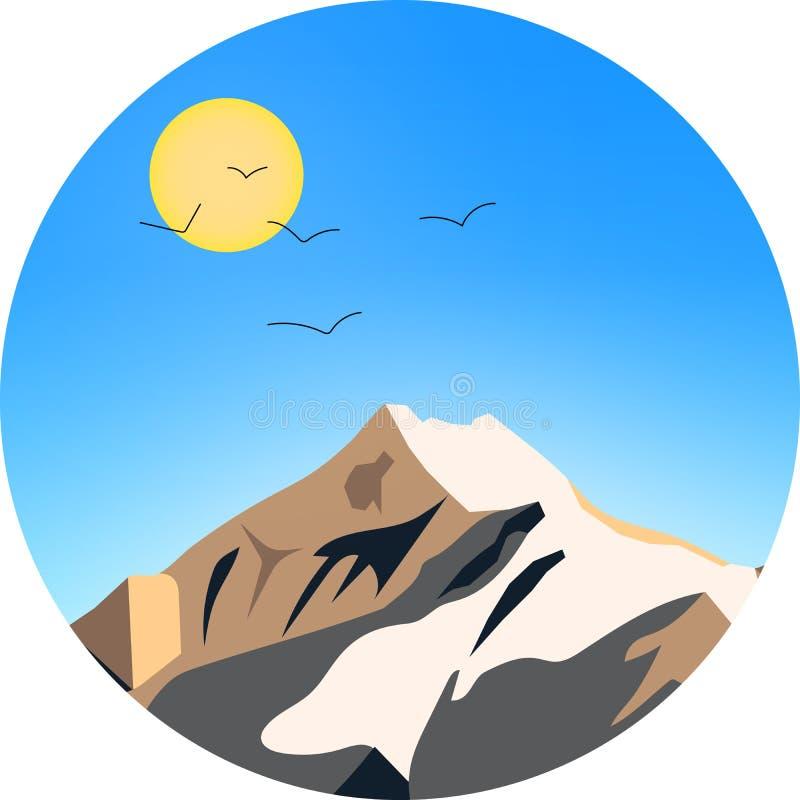 Kangchenjunga lizenzfreie stockfotografie