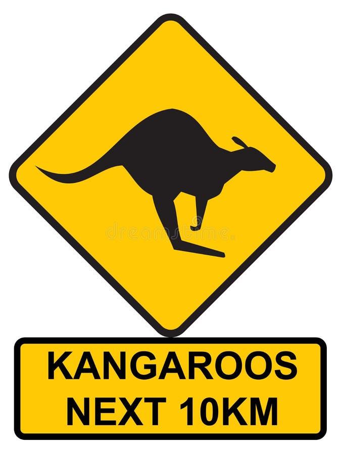 kangury naprzód