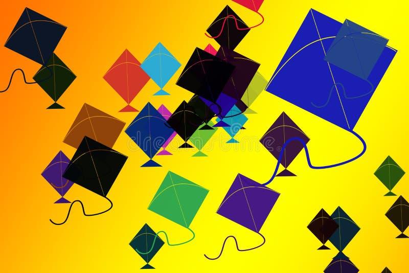 Kani tła tekstury tapety abstrakt ilustracji