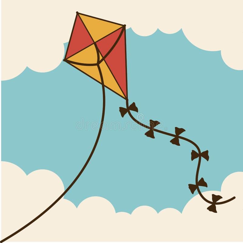 Download Kania projekt ilustracja wektor. Ilustracja złożonej z łamigłówka - 41950126