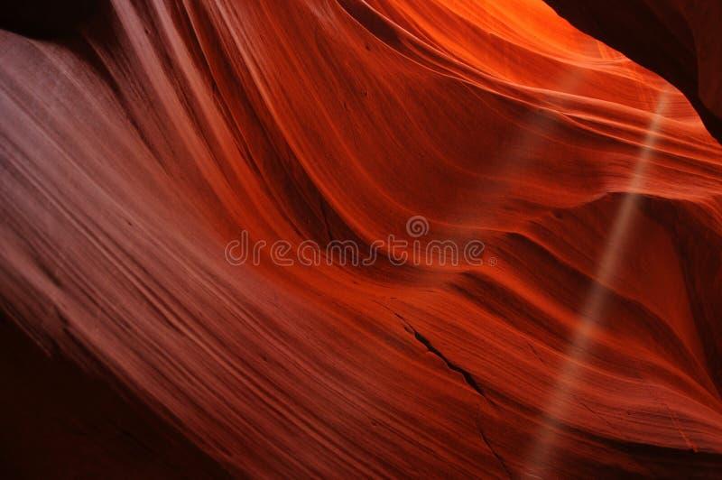 kanion antylopy zdjęcia stock