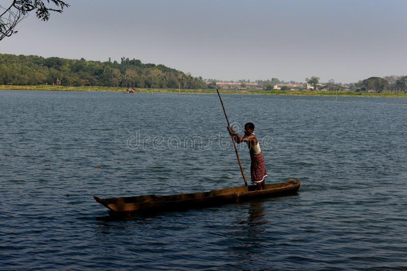 Kanjiameer van Orissa royalty-vrije stock afbeelding