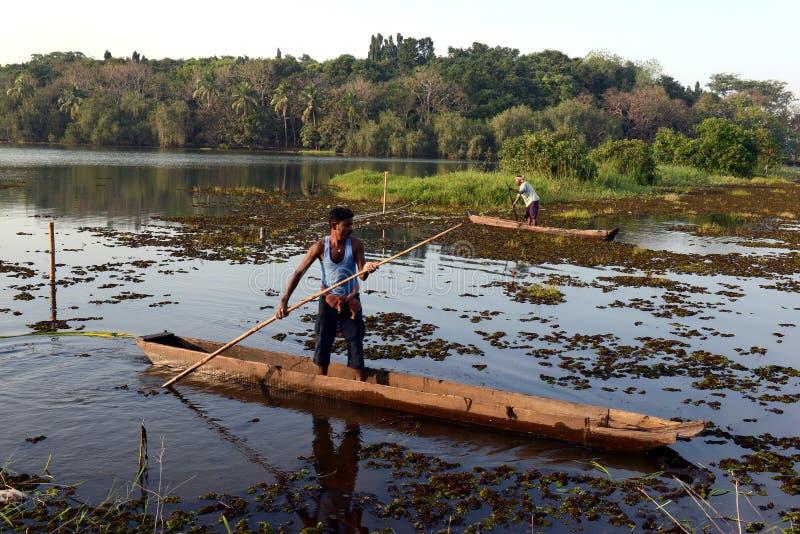Kanjiameer van Orissa royalty-vrije stock foto