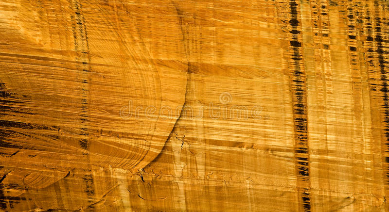 kanjonen görar till kung s-väggen royaltyfri foto