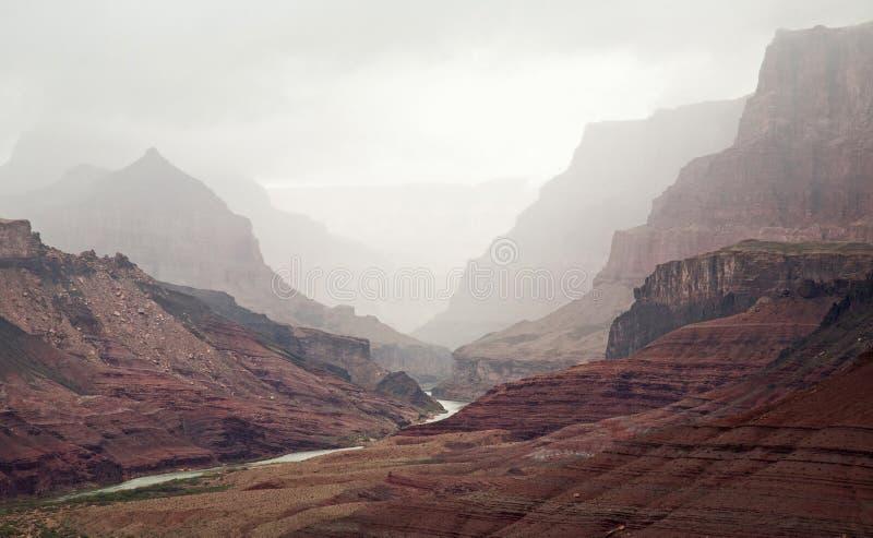 kanjonoklarheten räknade tusen dollar arkivbilder