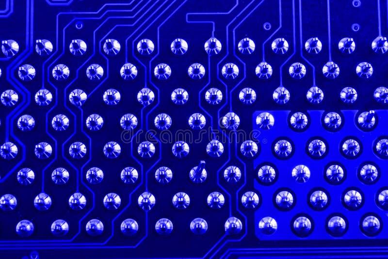 Kann als Hintergrund verwenden ElektronenrechenanlageGerätetechnik Digitaler Chip des Motherboards Technologiewissenschaftshinter lizenzfreies stockbild