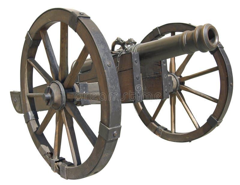 Kanon. royalty-vrije stock afbeeldingen