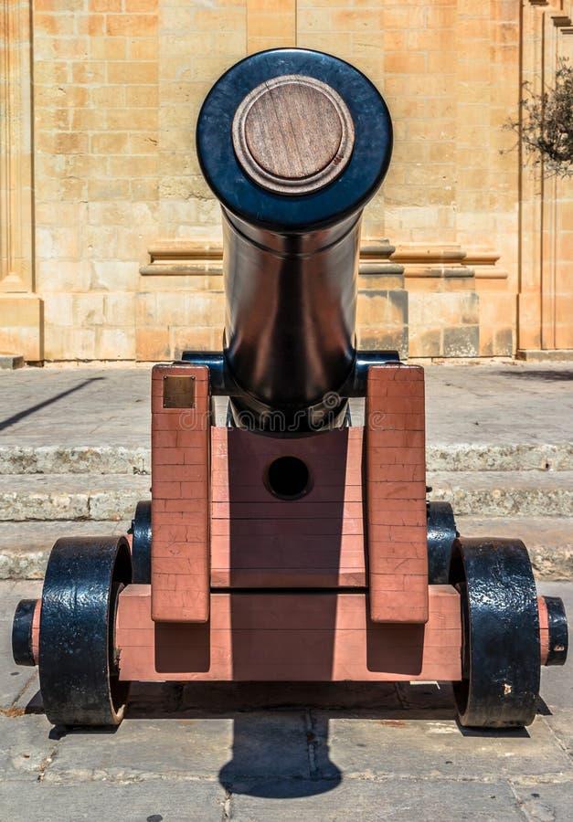 Kanonen-Front stockfotografie