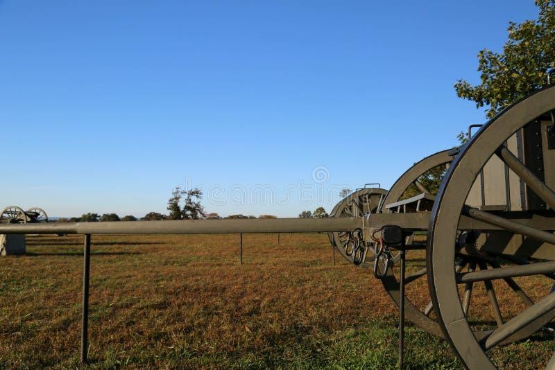 kanoner royaltyfri foto