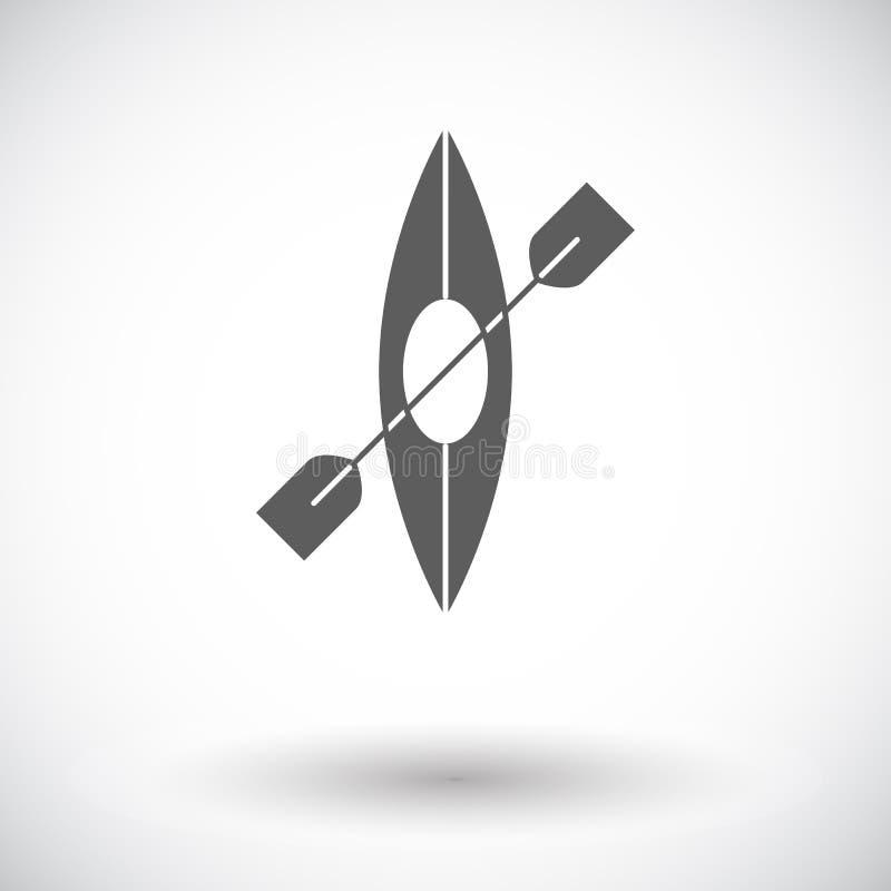 Kanopictogram vector illustratie
