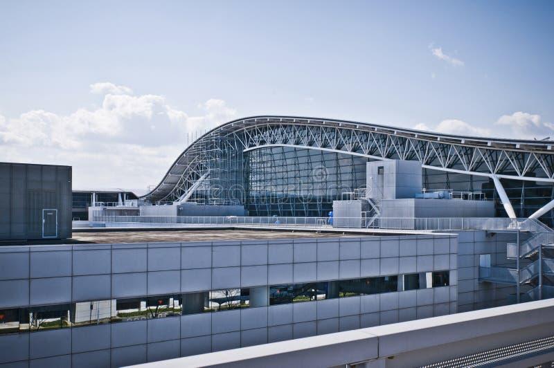 Kansai internationell flygplats arkivfoto