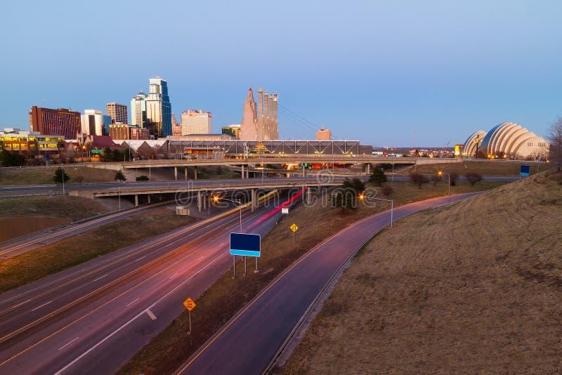 Kansas City без товарных знаков стоковое фото rf