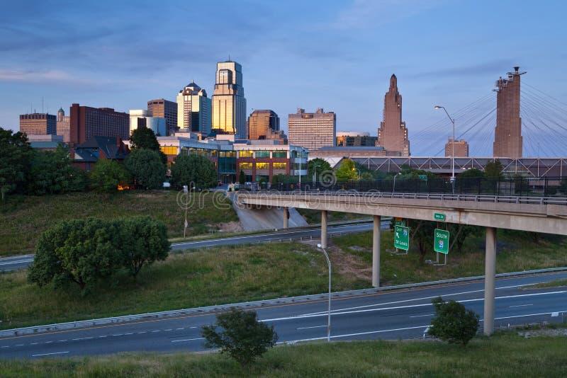 Kansas City. royalty free stock photography