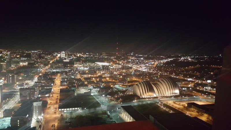 Kansas City lizenzfreies stockfoto