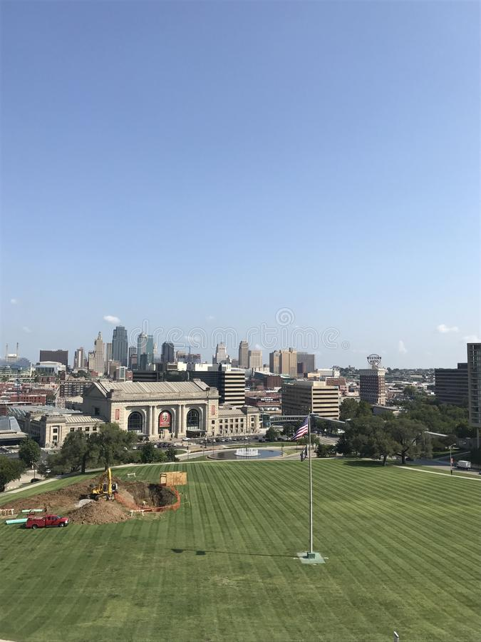 Kansas City fotos de stock