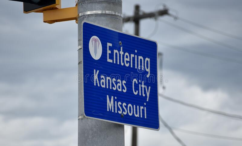 Kansas City Missouri KCMO or KC. Kansas City, abbreviated as KCMO or KC, is the largest city in the U.S. state of Missouri. According to the U.S. Census Bureau royalty free stock images