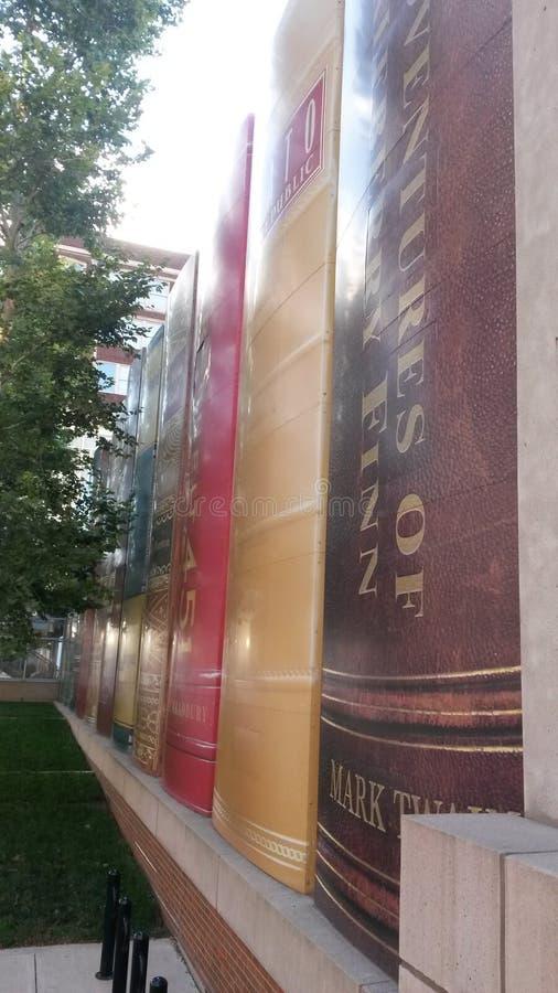Kansas City biblioteka publiczna zdjęcia royalty free