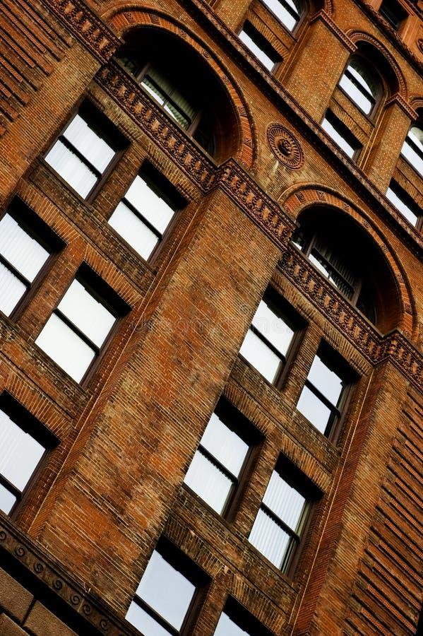Kansas City da baixa fotografia de stock royalty free