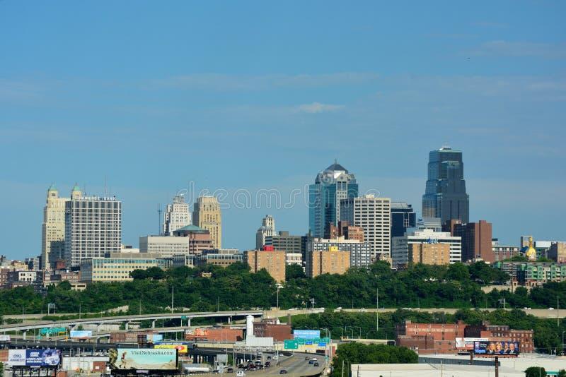 KANSAS CITY, MO, EUA - 31 de maio de 2017: Kansas City, Missouri é th fotos de stock royalty free