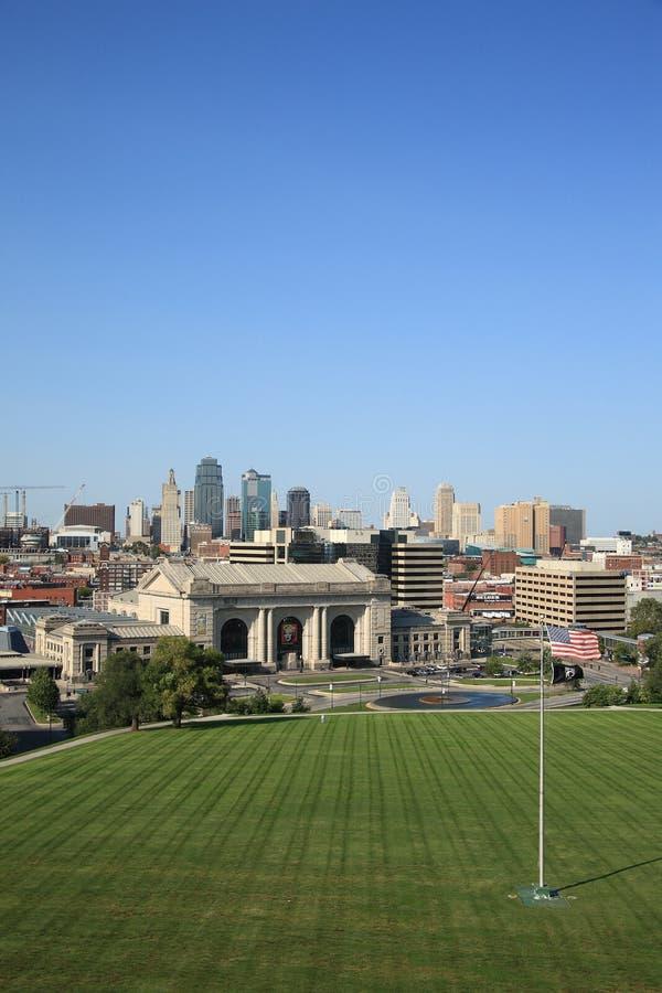 Download Kansas City Skyline - Union Station Editorial Photography - Image: 20099592