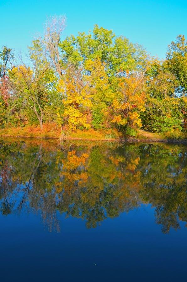 Download Kansas Landscape stock image. Image of reflicting, time - 22058415