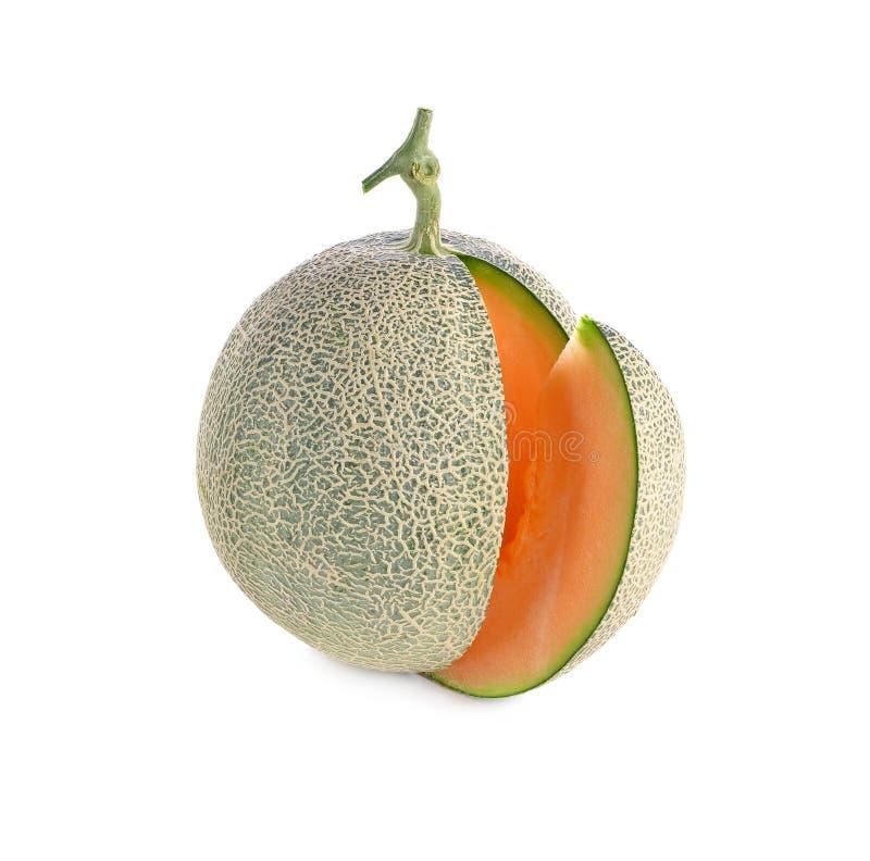 Kantalupa melon obraz stock