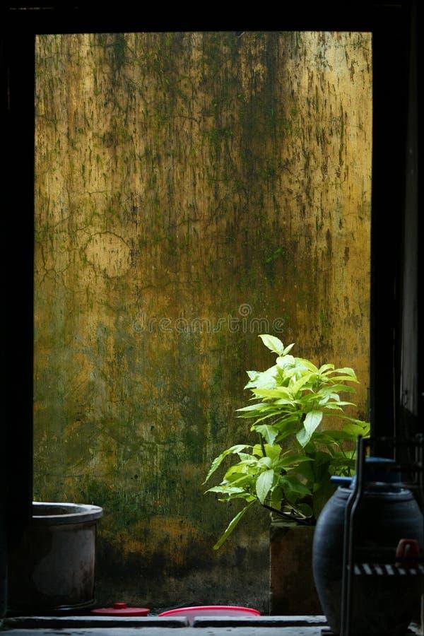 Kantonees huis royalty-vrije stock fotografie