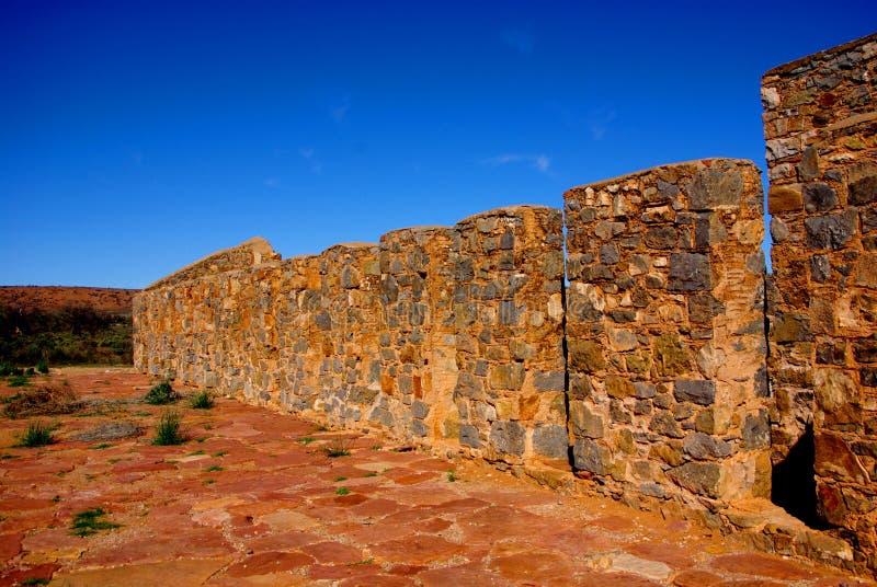 Kanyaka Ruinen stockfotos