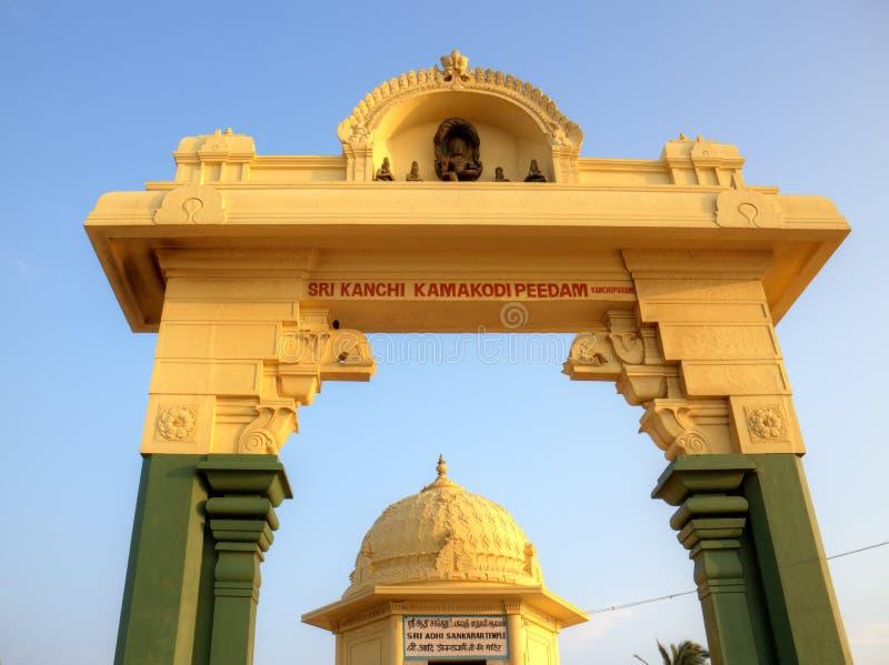 Kanyakumari, Tamilnadu, Inde. photos libres de droits