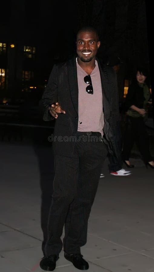 Kanye West fotos de stock