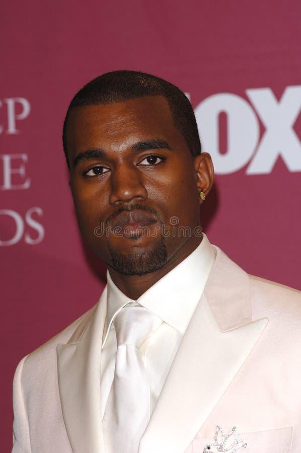 Kanye West foto de archivo
