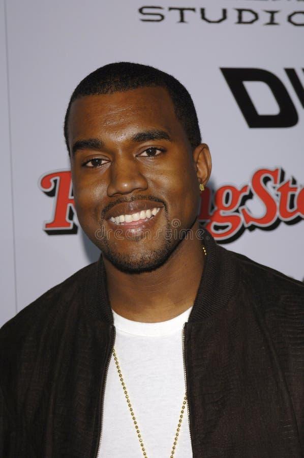Kanye West photo stock