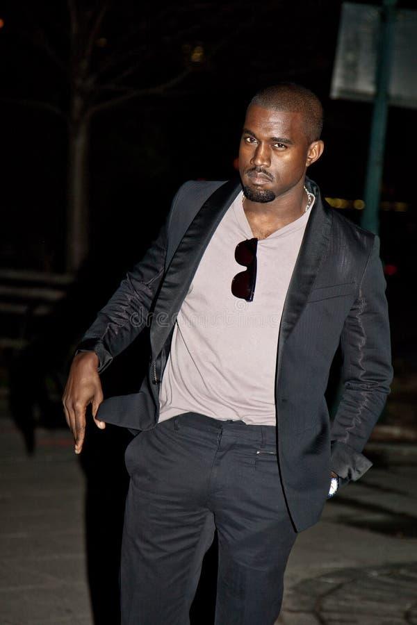 Kanye West fotografia de stock