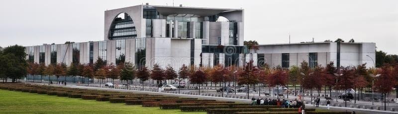 Kanzleramt строя Берлин, Германию стоковое изображение rf