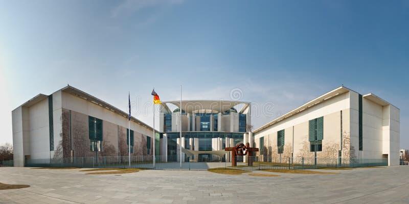 kanzleramt för berlin bundeskanzleramtchancellery royaltyfri fotografi