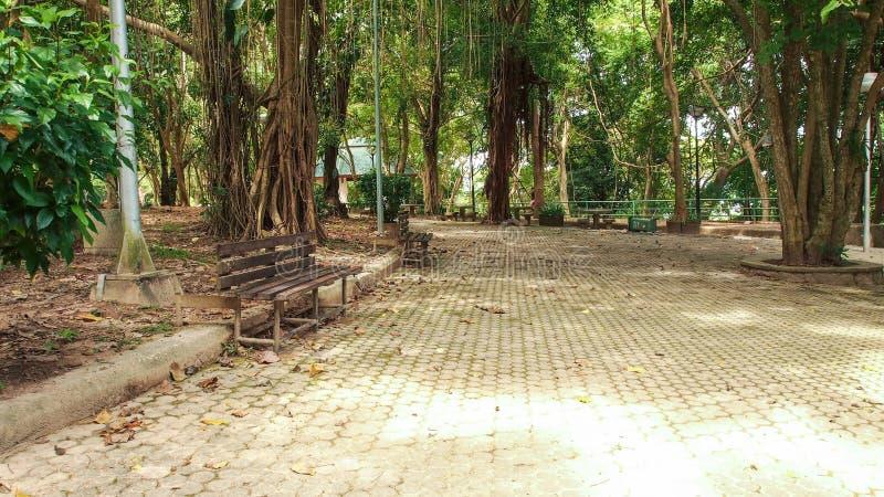 Kao Rang le parc images stock