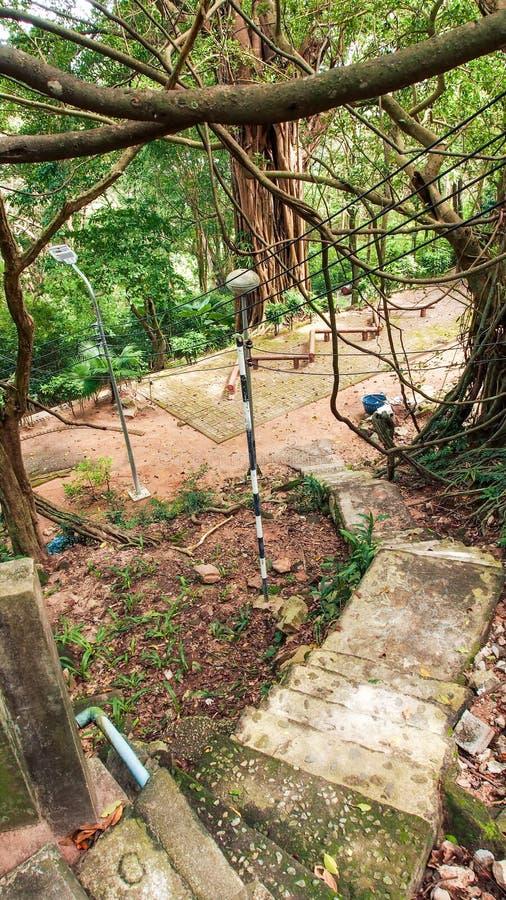 Kao Rang le parc photographie stock libre de droits