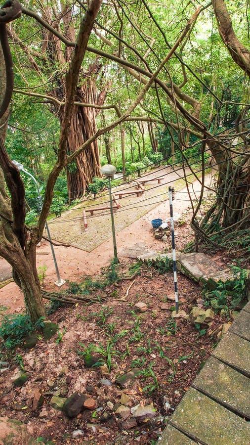 Kao Rang le parc photo libre de droits