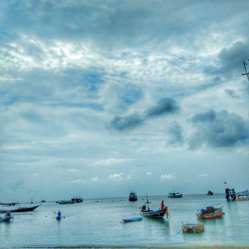 Kao Tao wyspa zdjęcie royalty free