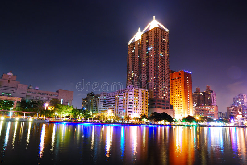 Kaohsiung, Formosa foto de stock