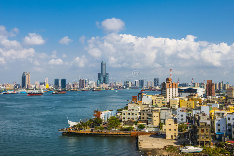 KAOHSIUNG, TAIWAN royalty free stock images
