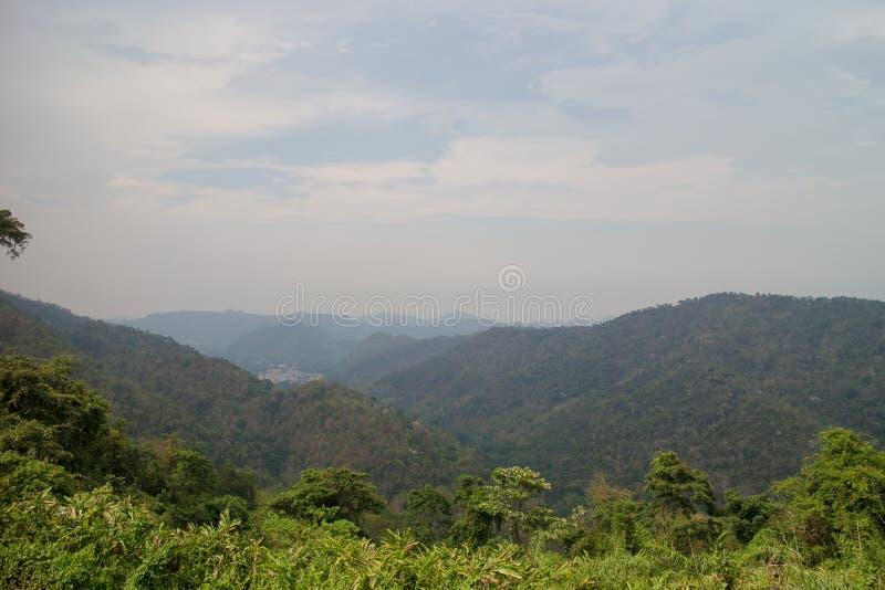 Kaoyai nationparksikt royaltyfria foton