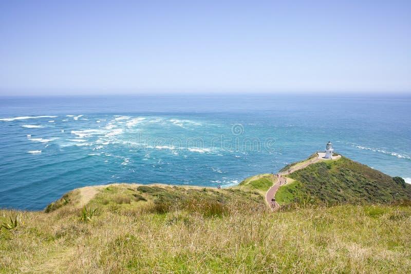 Kap reinga Neuseeland stockfoto
