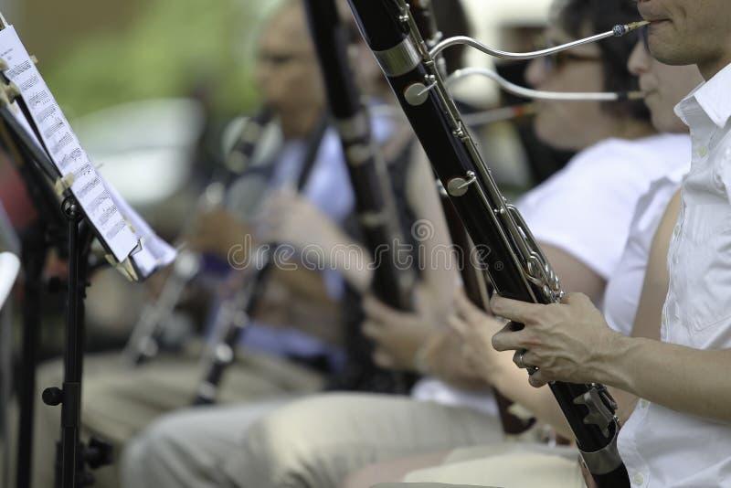 Kapacitet för symfoniorkester royaltyfri fotografi