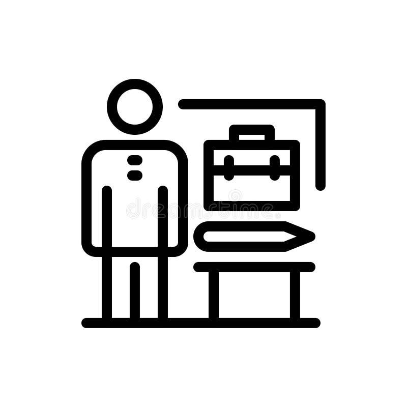 Kapaciteter som utförs, uppnår, affärsmannen Blue och den röda nedladdningen och köper nu mallen för rengöringsdukmanickkortet royaltyfri illustrationer