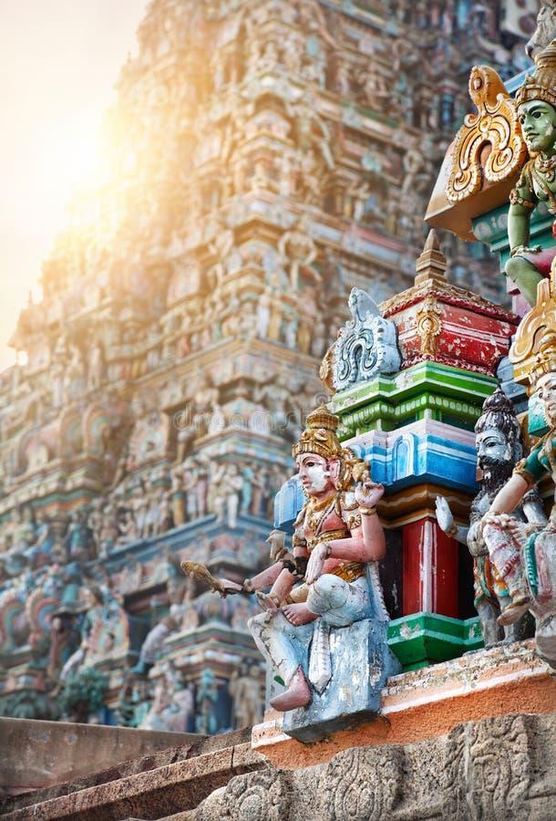Kapaleeshwarar Temple in Chennai stock photo