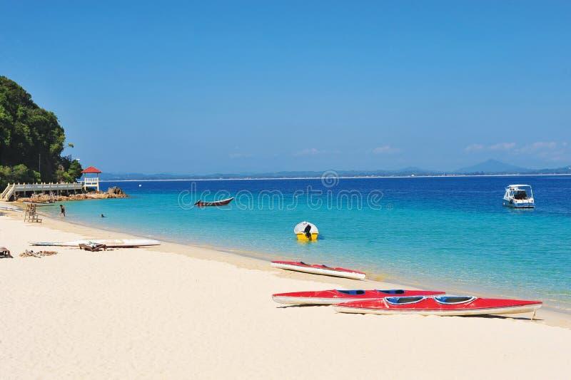 Kapas Insel stockfotografie